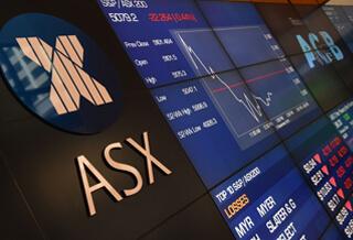 Australian shares investing