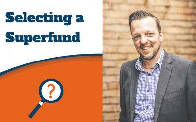 Selecting a Superannuation Account