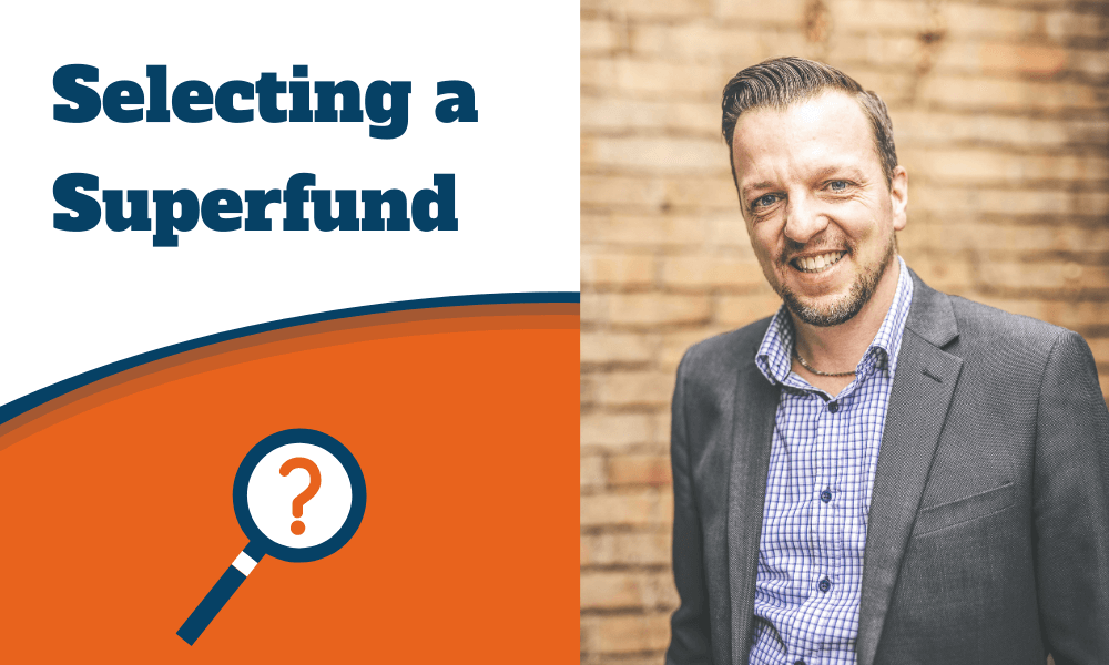 Selecting a Superfund