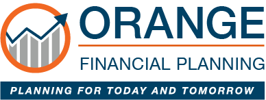 Orange Financial Planning logo